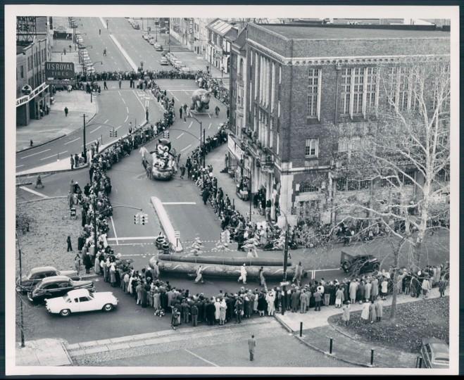 Toytown Parade 1954