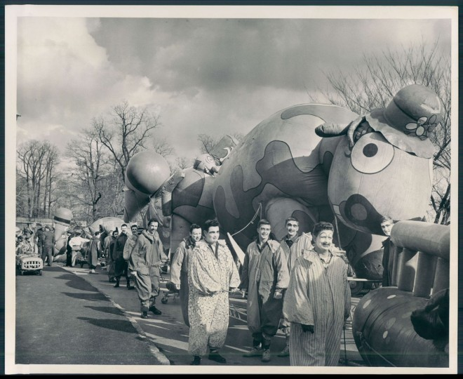 Toytown Parade 1954