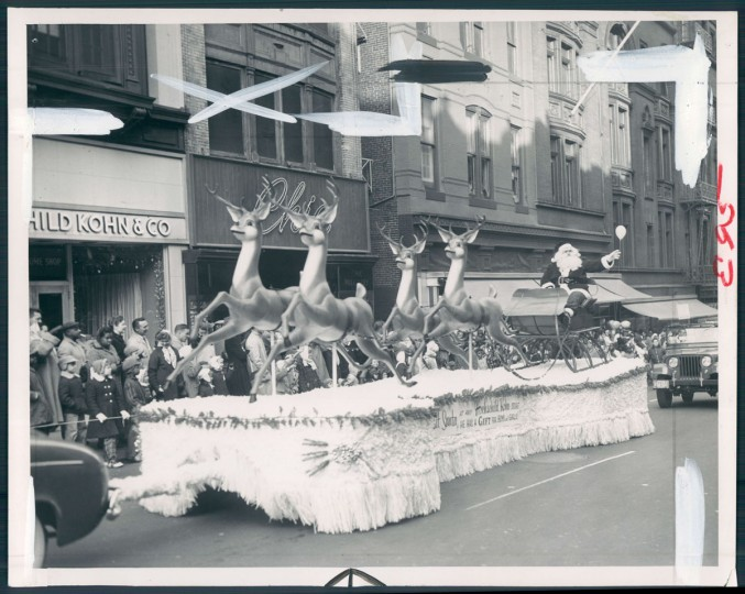 Toytown Parade 1959