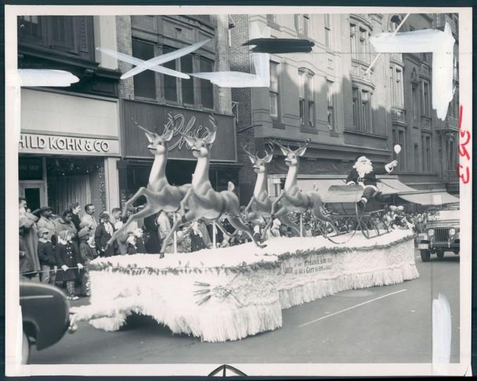 Toytown Parade 1959