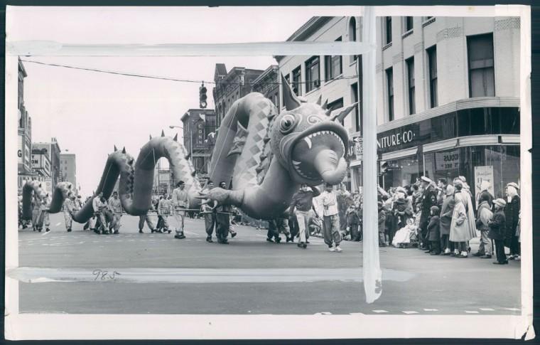 Toytown Parade 1960