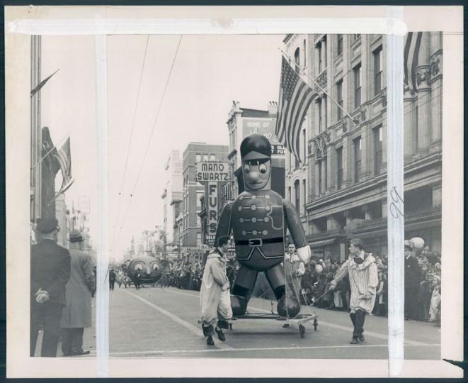 Toytown Parade 1948