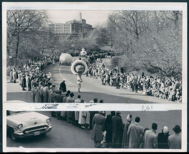 Toytown Parade 1956