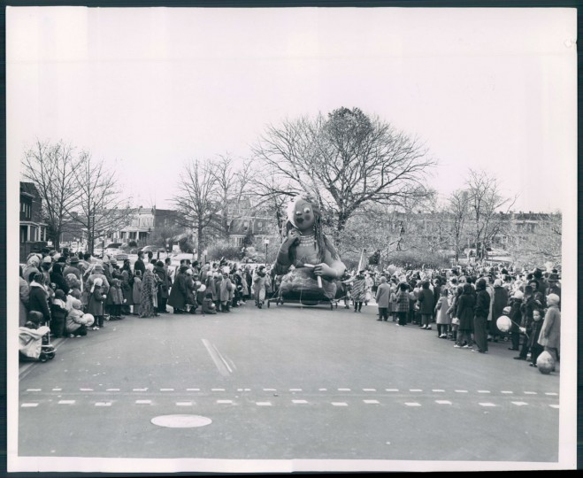 Toytown Parade 1956