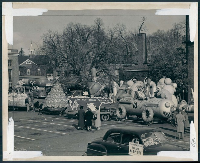 Toytown Parade 1950