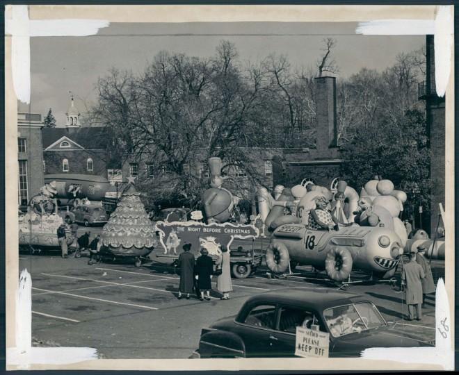 Toytown Parade 1950