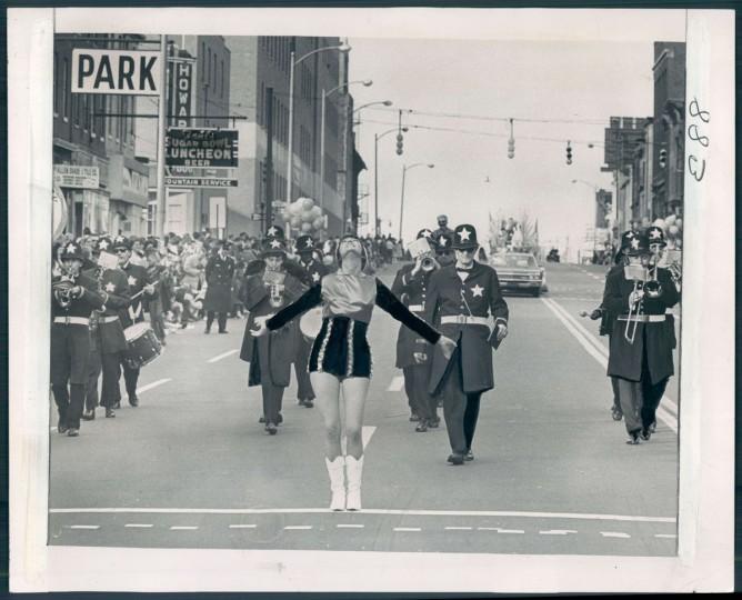 Toytown Parade 1966