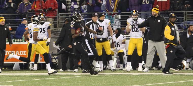 Ravens 22, Steelers 20 - 141