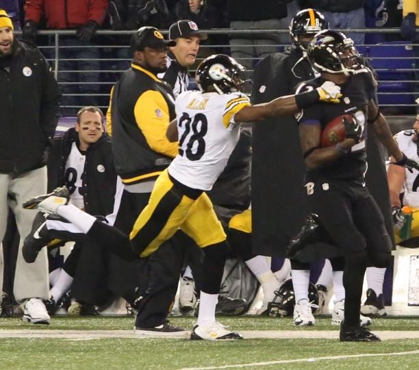 Ravens 22, Steelers 20 - 142