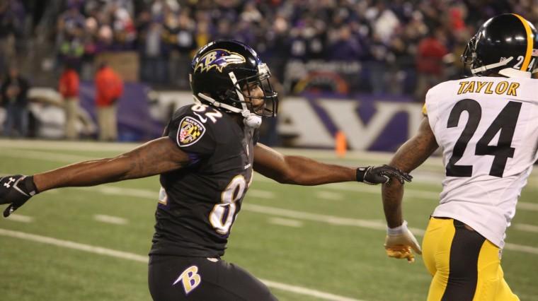 Ravens 22, Steelers 20 - 143