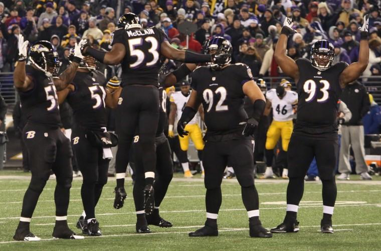 Ravens 22, Steelers 20 - 146