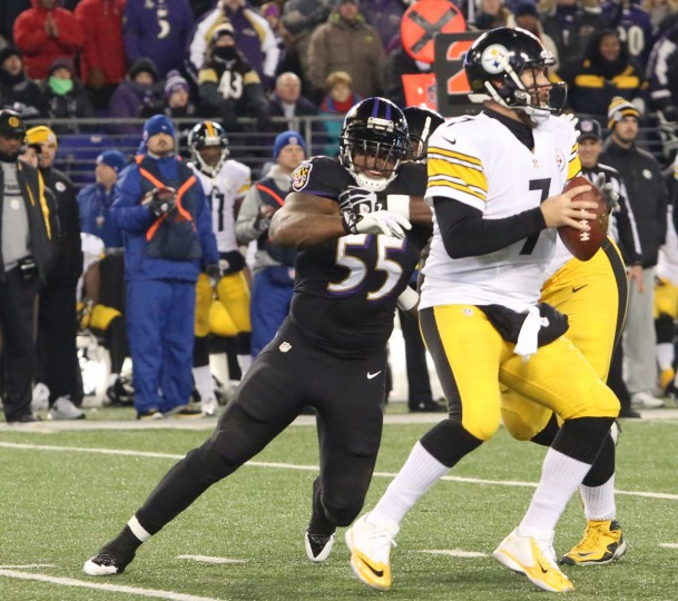 Ravens 22, Steelers 20 - 147