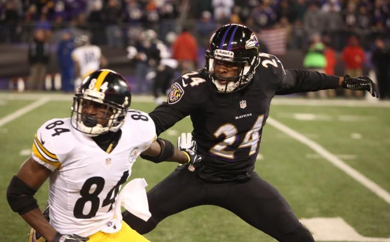 Ravens 22, Steelers 20 - 150