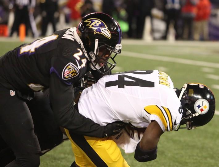 Ravens 22, Steelers 20 - 151
