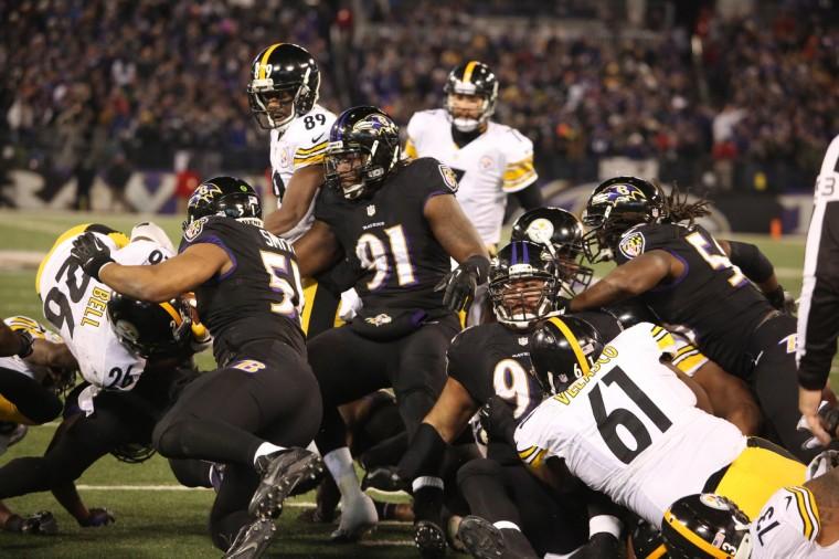 Ravens 22, Steelers 20 - 152