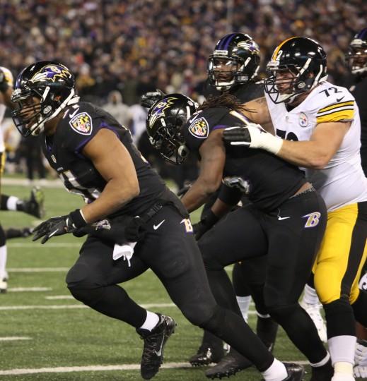 Ravens 22, Steelers 20 - 153