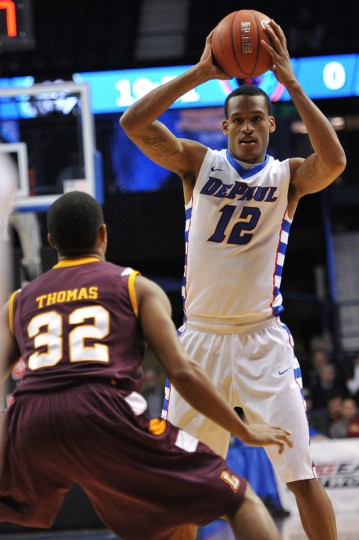 Name: Cleveland Melvin College: DePaul Position: Forward Year: Senior Local high school: Lake Clifton Hometown: Baltimore 2012-13 stats: 16.6 points, 6.8 rebounds, 47.9% shooting Three years ago Melvin was named Big East Rookie of the Year. Since then, the former Lakers star has established himself as one of the conference's steadiest performers and a double-double threat every night. Though DePaul has struggled mightily over the past three years, Melvin will leave the university next spring as one of the program's all-time leaders in scoring (currently 12th with 1,458 points) and blocked shots (tied for eighth with 100). Rob Grabowski/USA TODAY Sports