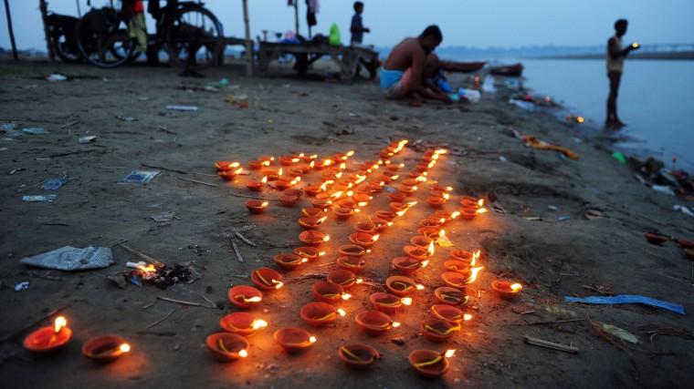 INDIA-RELIGION-HINDU-DIWALI