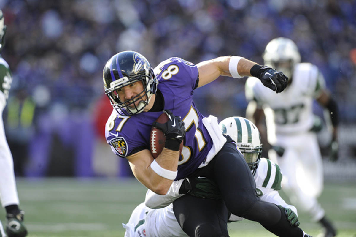 Rough Cut: A raw edit from the Ravens win over the New York Jets