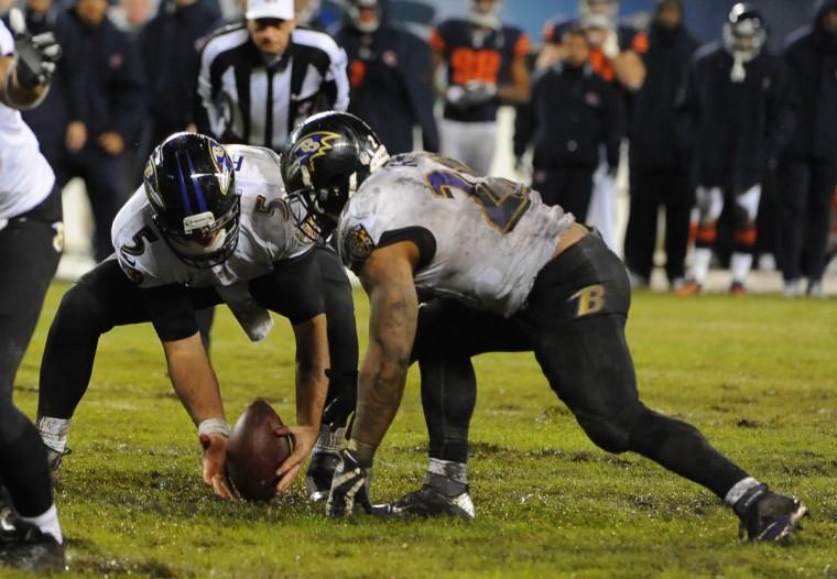 Ravens vs. Bears