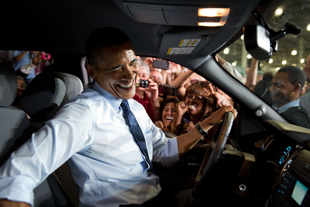 Year in Review: Official White House photos of 2013