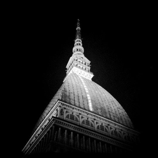 A general view of the Mole Antonelliana on December 18, 2013 in Turin, Italy. (Vittorio Zunino Celotto/Getty Images)