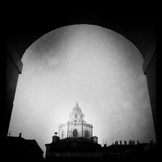 A general view of the Church of San Lorenzo on December 18, 2013 in Turin, Italy. (Vittorio Zunino Celotto/Getty Images)
