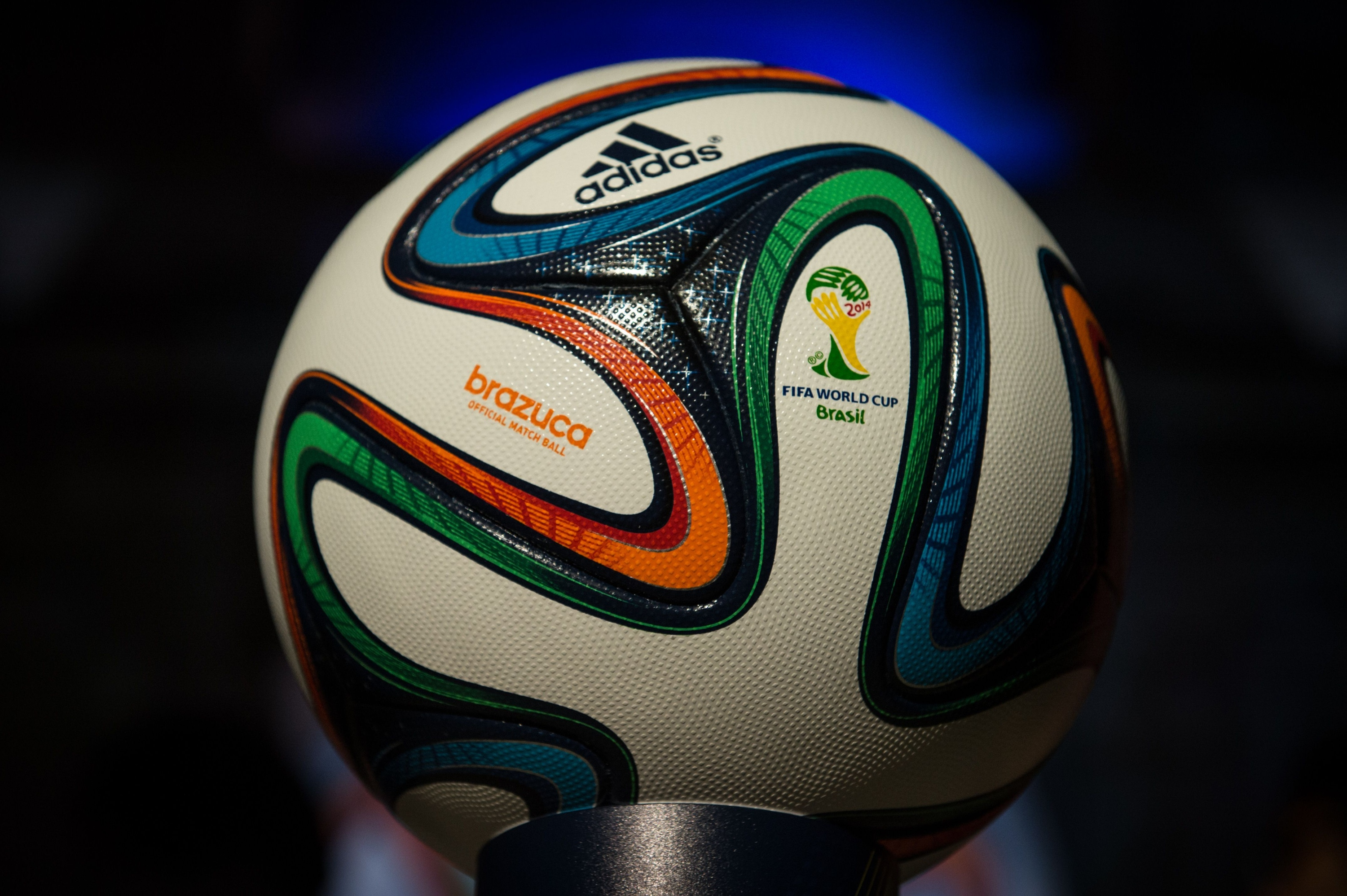 countdown to world cup 2014 brazuca official match ball