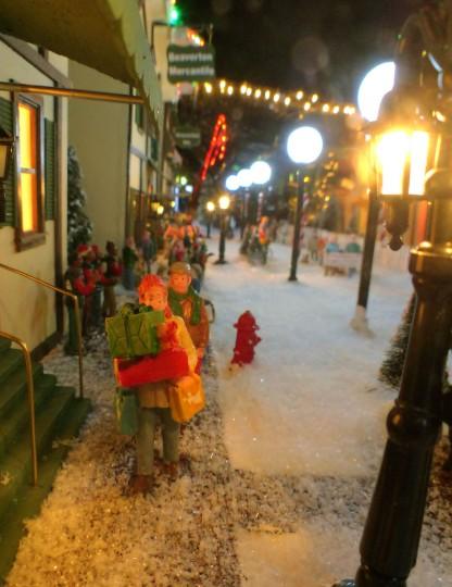 A street scene at the holiday resort of Beaverton Cliffs. (Karl Merton Ferron/Baltimore Sun Staff)