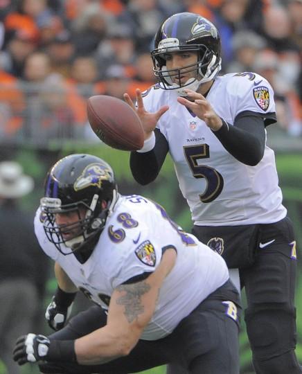 Ravens vs. Bengals