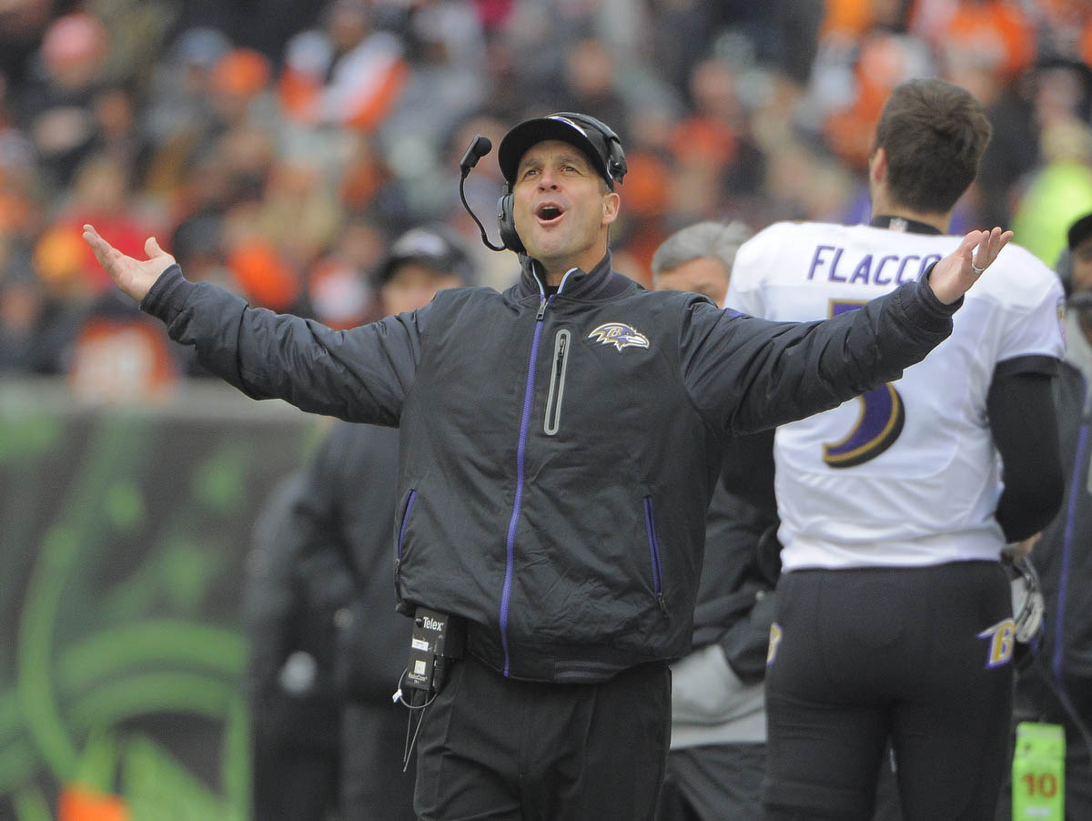 Rough Cut: A raw edit from the Ravens loss to the Cincinnati Bengals