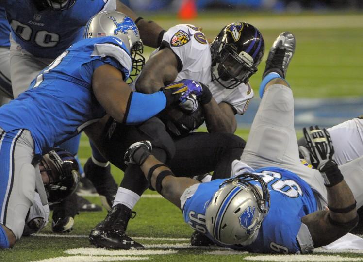 Ravens vs. Lions
