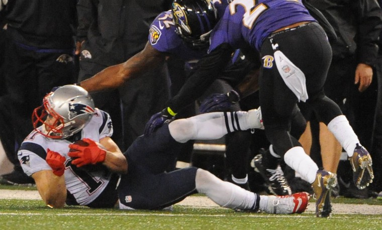 Ravens vs. Patriots
