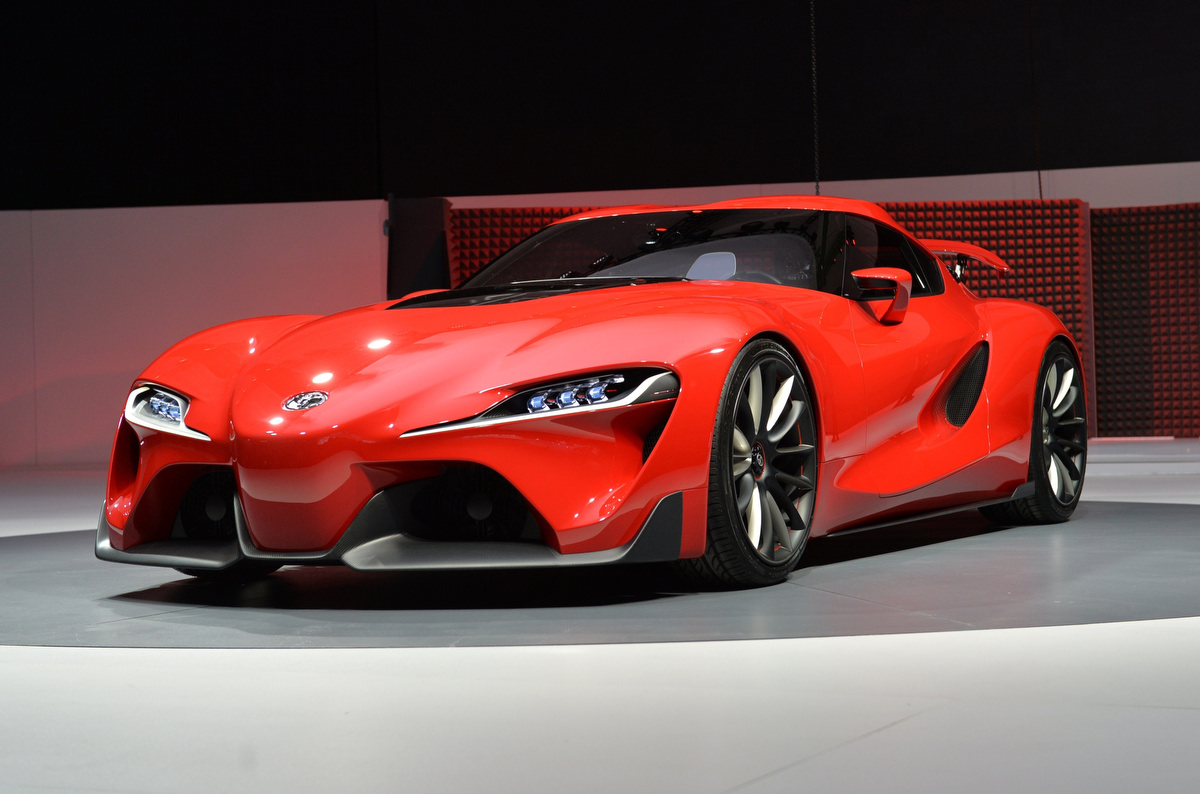2014 North American International Auto Show In Detroit
