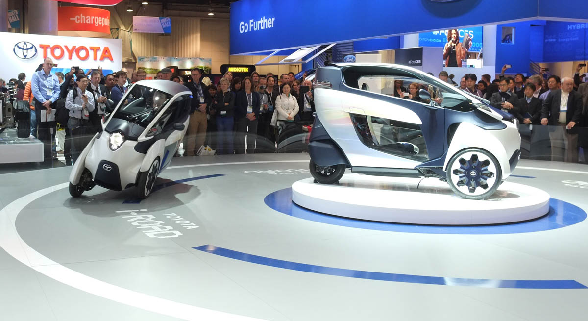 Consumer Electronics Show 2014 offers look at newest tech ...