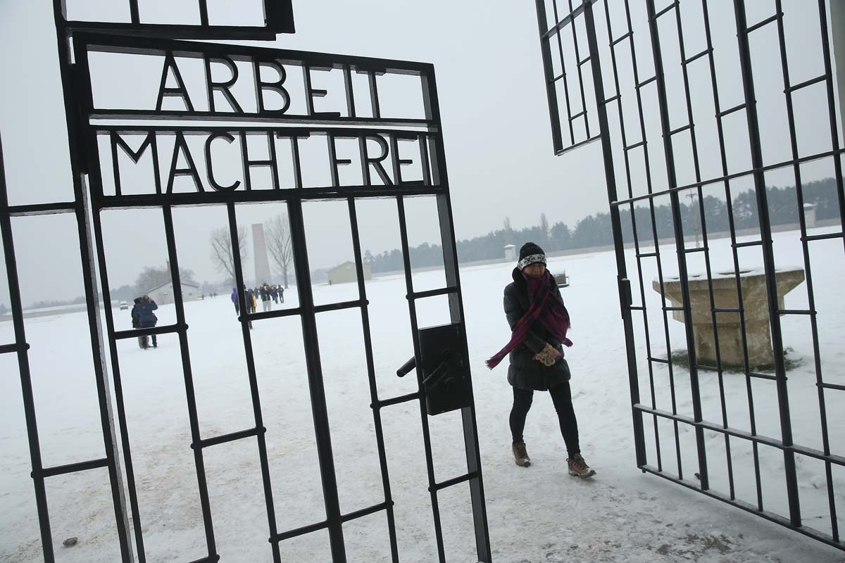 Jan. 27 Daily Brief: Holocaust Memorial Day and continued unrest in Ukraine