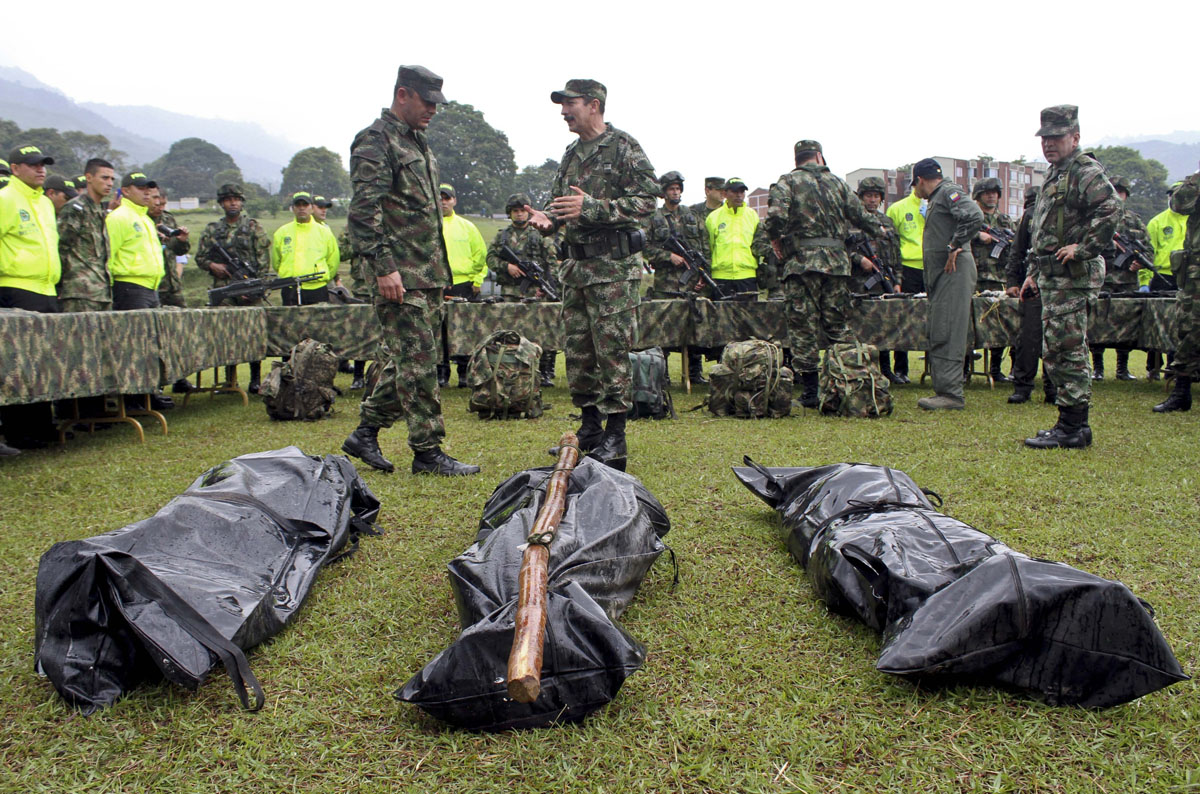 Image result for farc conflict