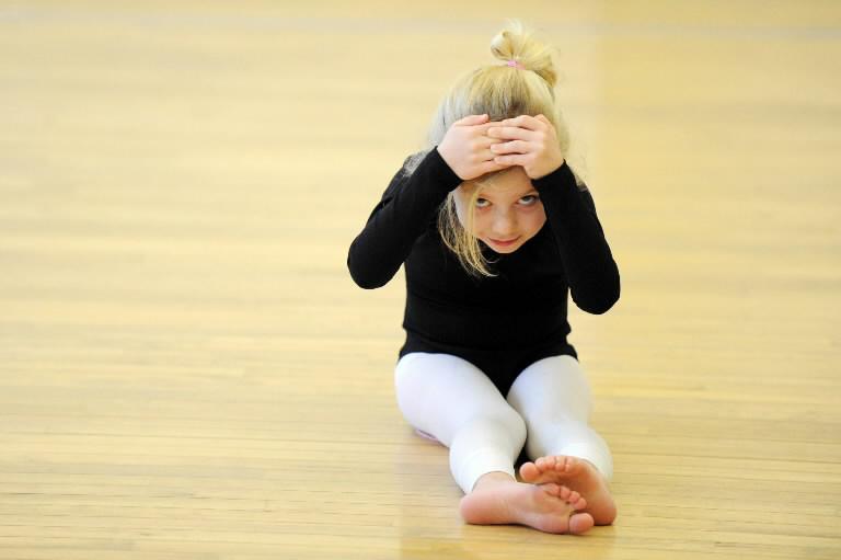 Towson University Community Dance