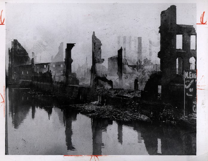 Great Baltimore Fire 1904