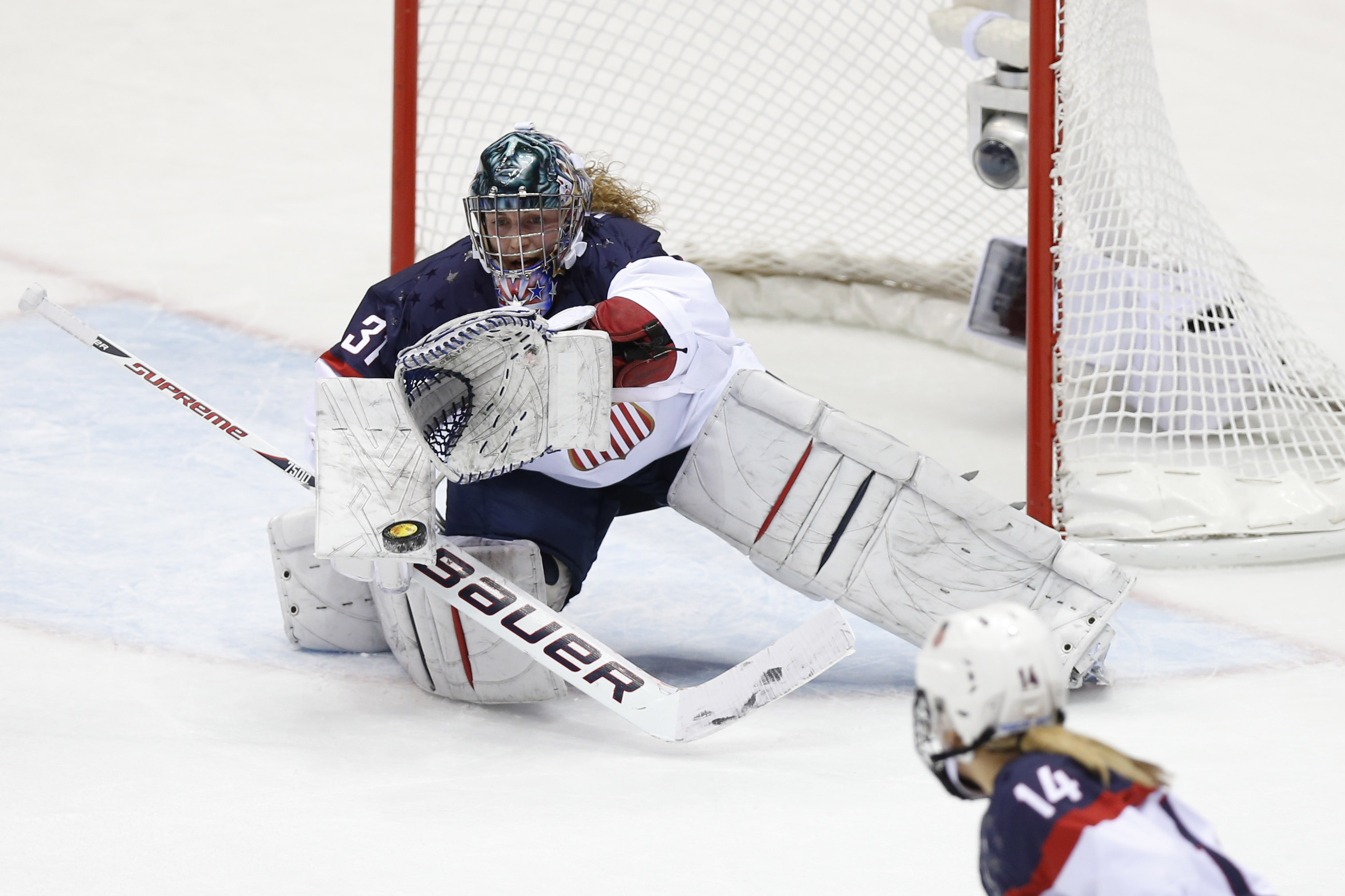 Image result for women usa  ice hockey