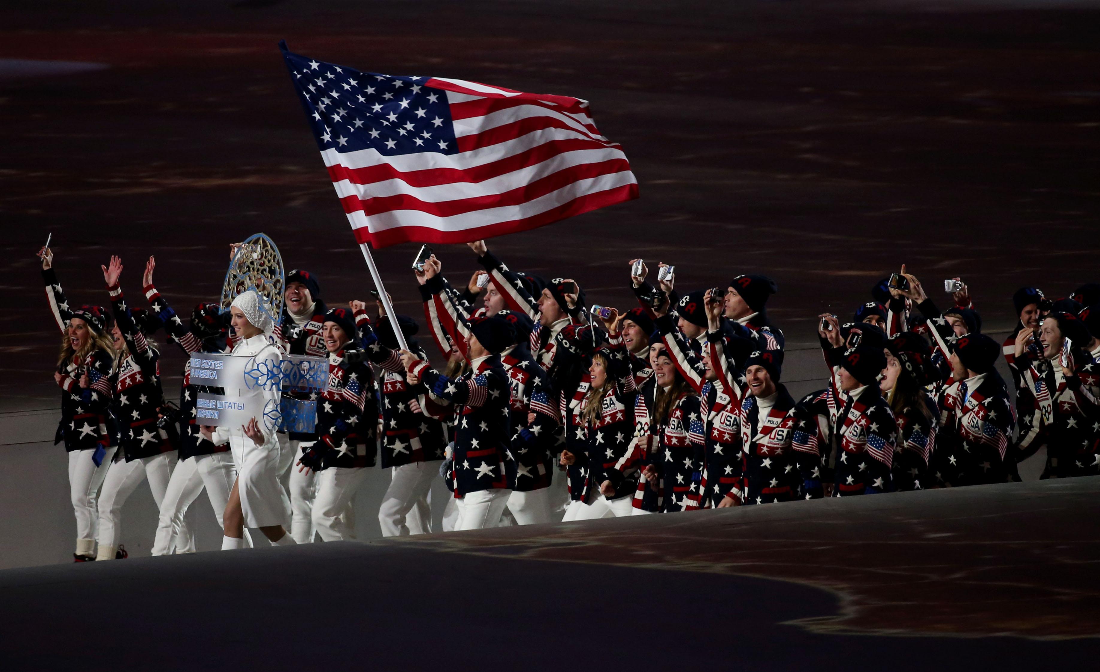 2014 Winter Olympics Opening Ceremony