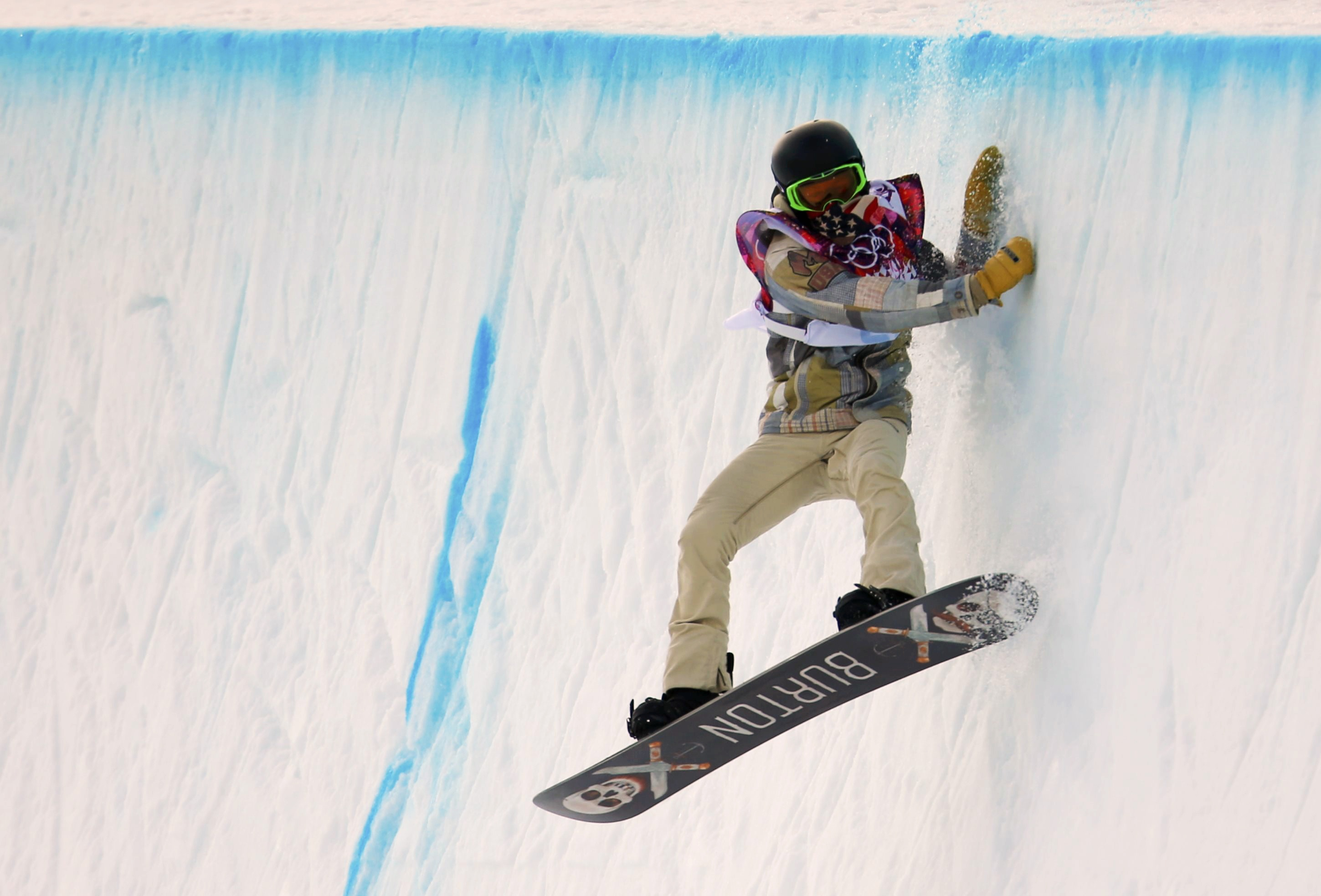 Sochi Olympics Day 6: Shaun White lands in 4th place in ...