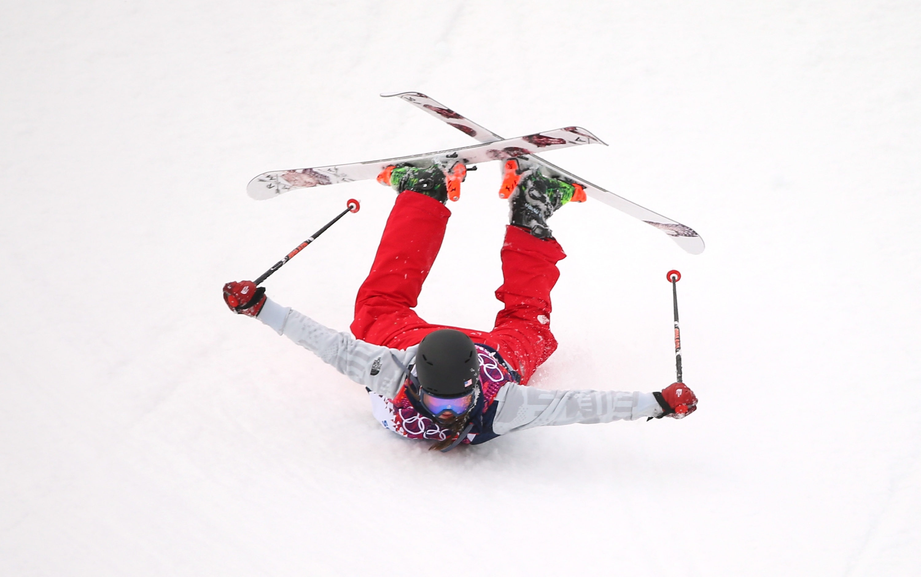 ... Ski Slopestyle Finals on day four of the Sochi 2014 Winter Olympics at
