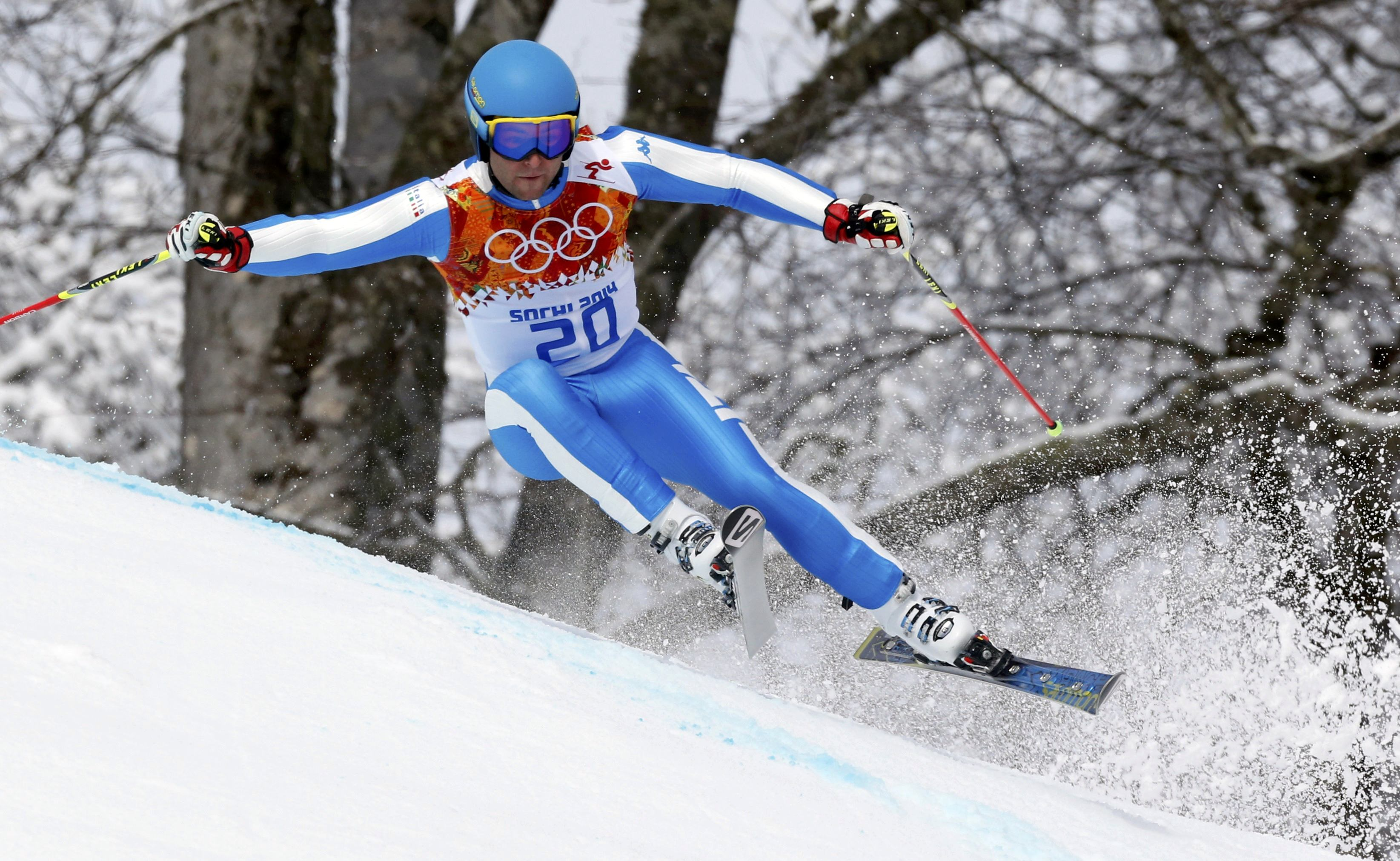 Sochi Olympics Day 14: Injury ends games for Bode Miller ...