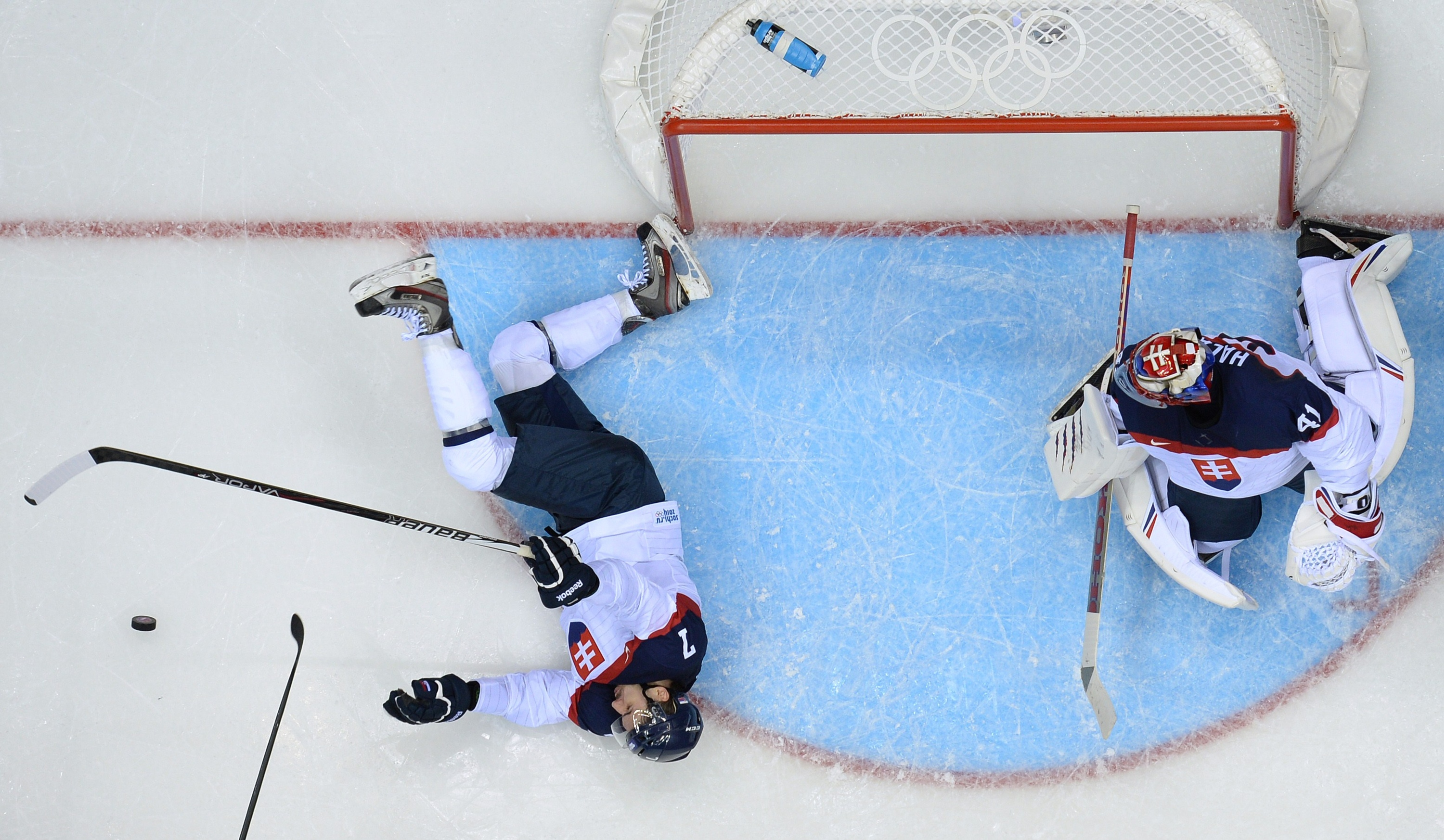 The crashes, falls, spills and tumbles of the Sochi Olympics