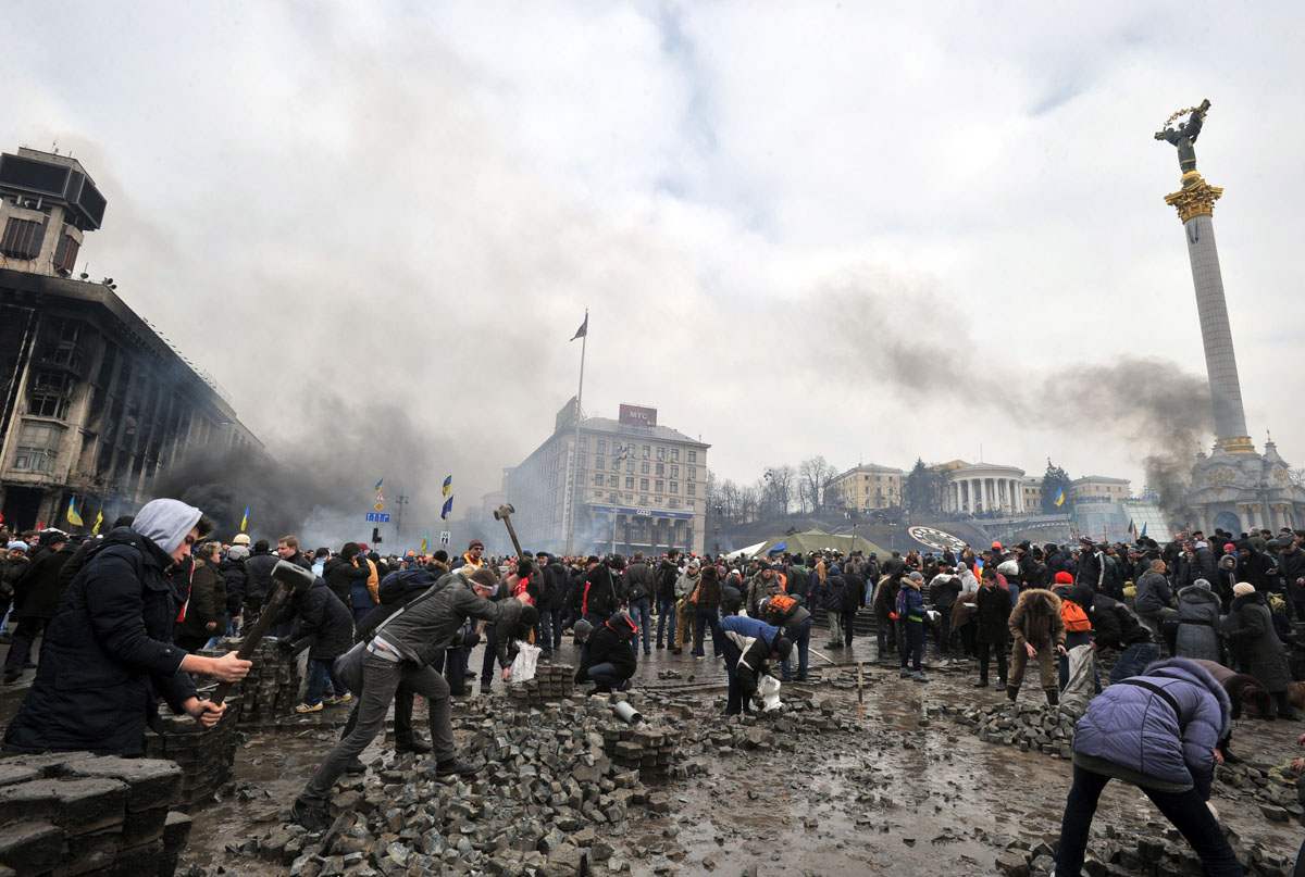 Unrest in Ukraine led to a breakdown in terms of supplies of equipment for the Moscow metro 78