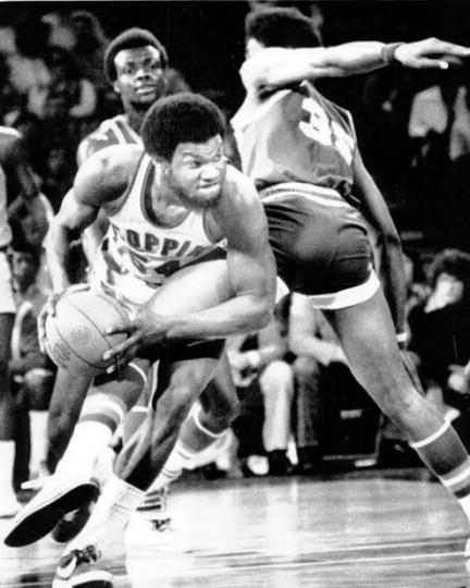 Coppin State Basketball, March 14, 1976. (Baltimore Sun file)