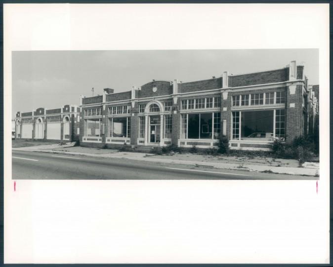 The northeast corner of 29th and Remington. (Baltimore Sun/June 1, 1989)
