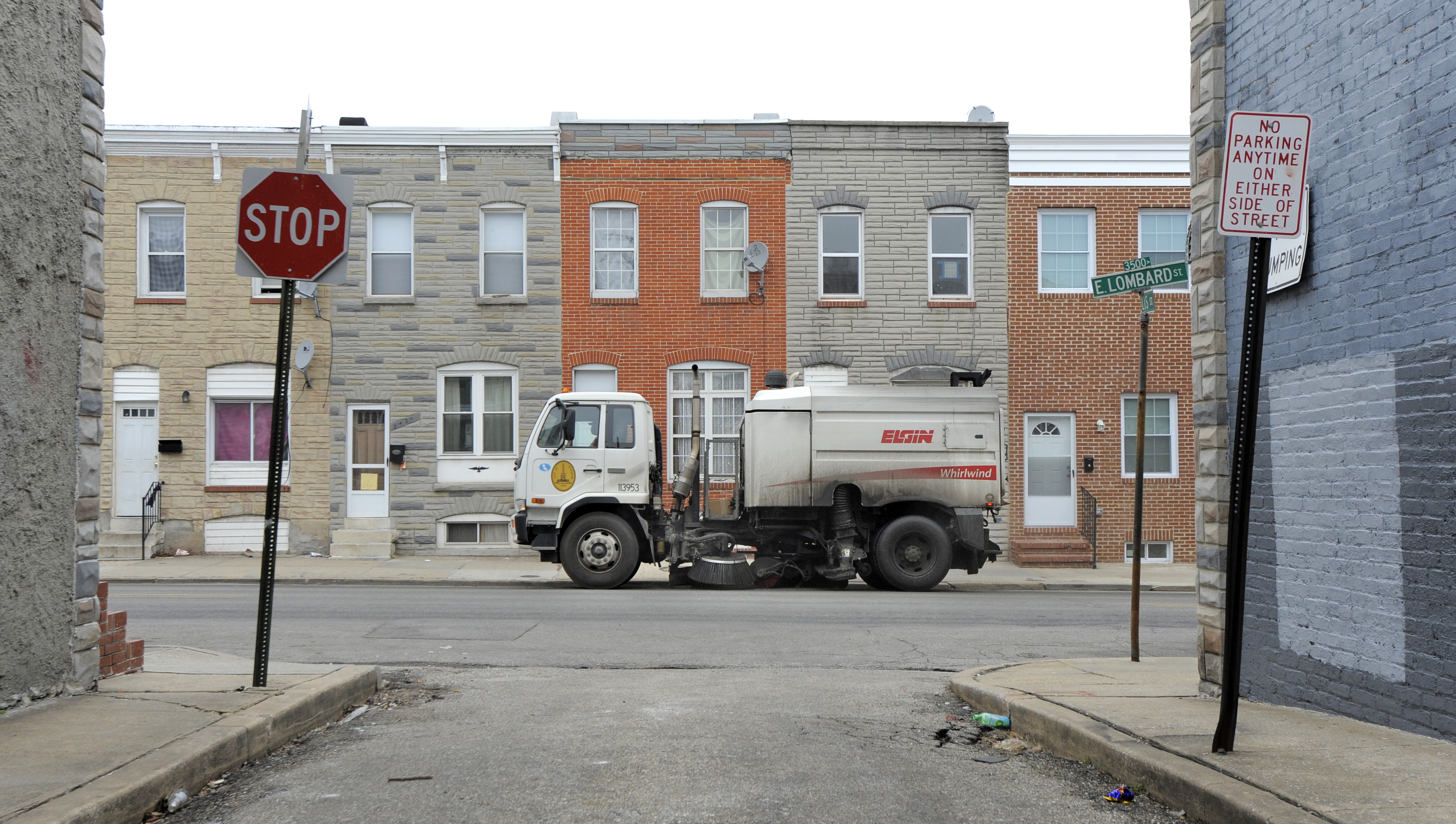Street sweeping will begin Street