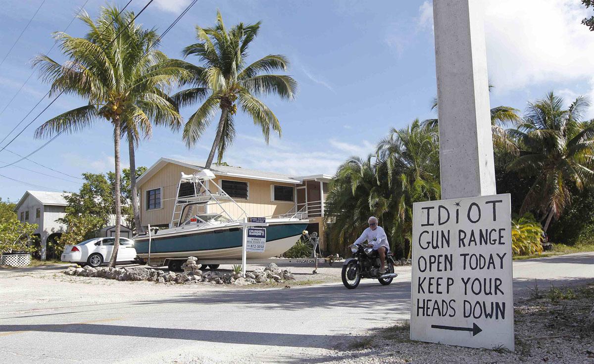 Fighting backyard gun ranges in the 'Gunshine State'